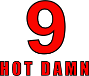 SCORE 9 HOT DAMN