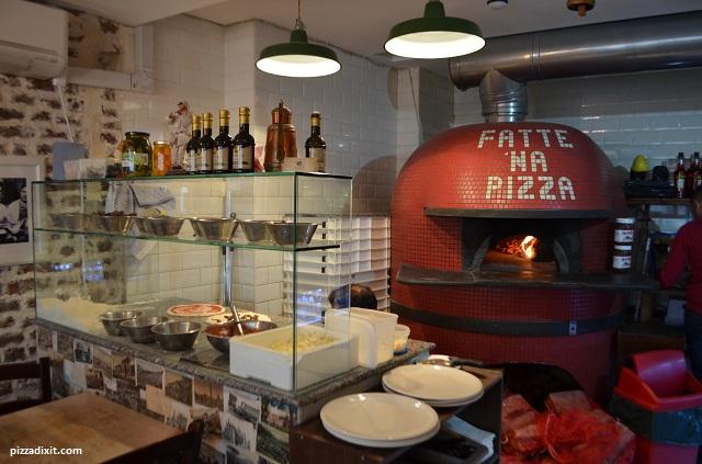 Antica Pizzeria forno a legna