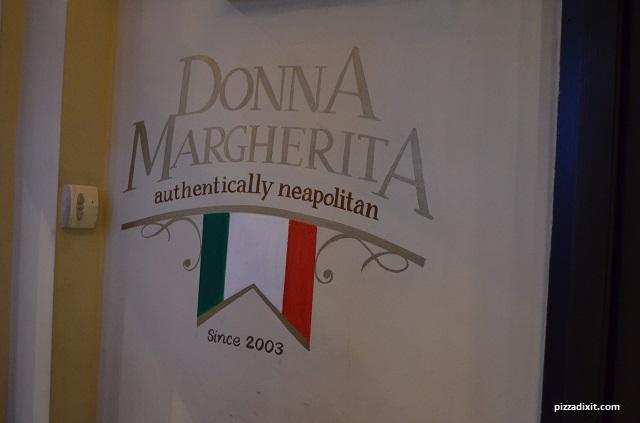 Donna Margherita ristorante pizzeria napoletano Londra