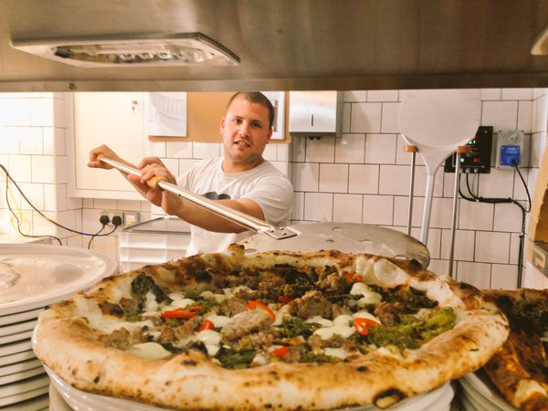 Napoli On The Road e Pizza Pilgrims Covent Garden: due nuovi arrivi per la pizza napoletana a Londra