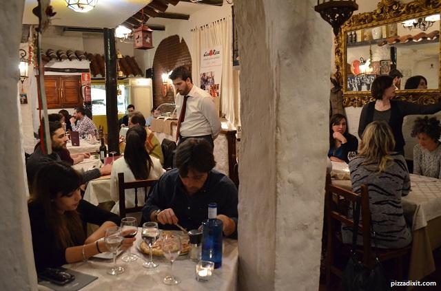 Pizzeria Luna Rossa ristorante napoletano