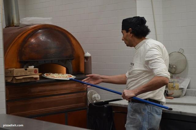 Pizzeria Neapolitan Express, forno elettrico