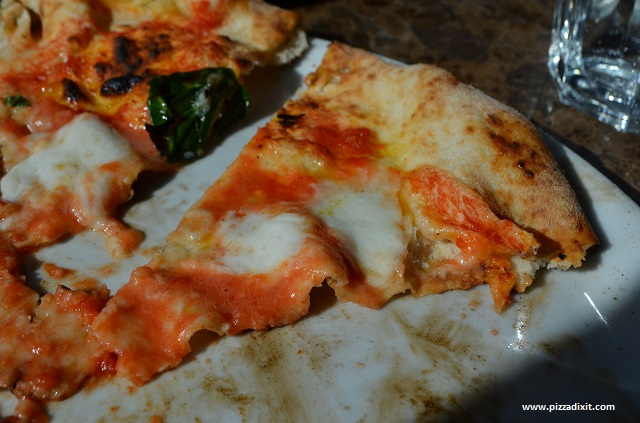 Sacro Cuore Kensal Rise, pizza leggera