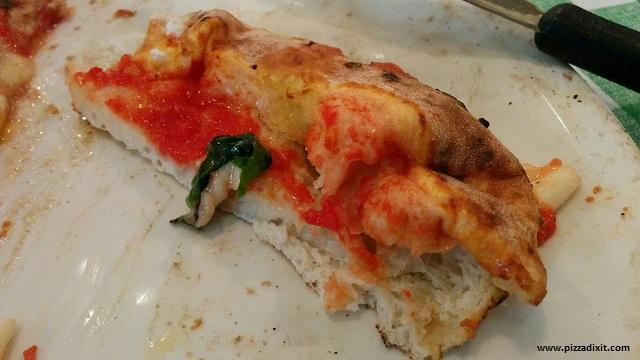 Pizza Pilgrims Covent Garden impasto