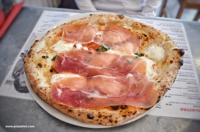 Figli del Vesuvio Londra pizza A' Sofia