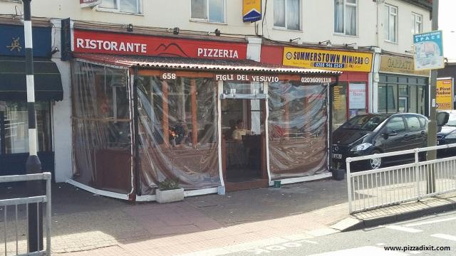 Figli del Vesuvio pizzeria Summerstown