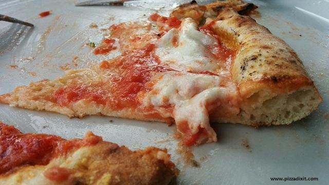Figli del Vesuvio pizzeria impasto