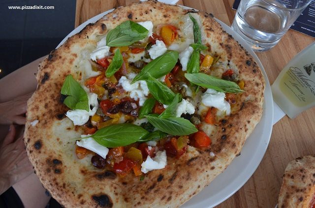 Pizzeria Melisi, Mediterranea