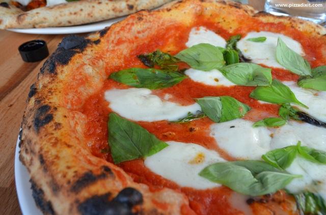 Pizzeria Melisi, pizza