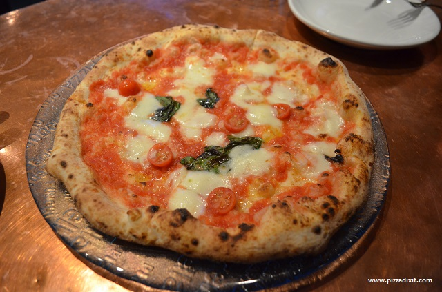 Don Antonio by Starita Manhattan pizza Bufalina