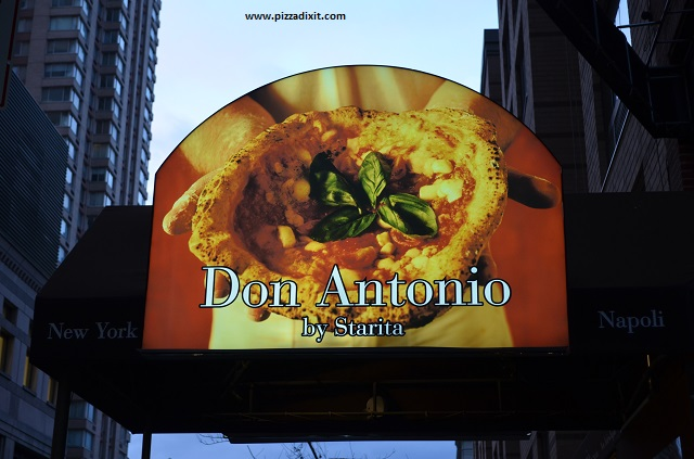 Don Antonio by Starita pizzeria Manhattan
