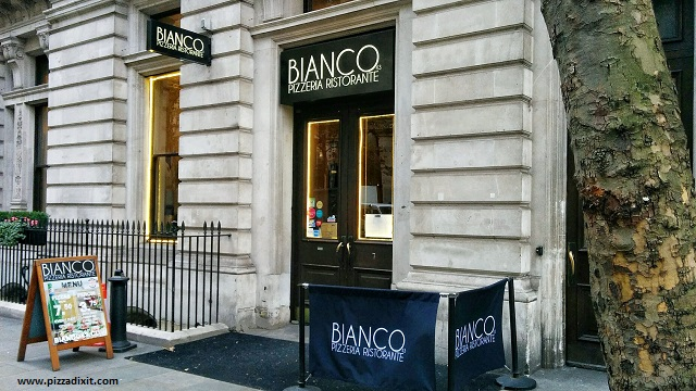Bianco43 Trafalgar Square, pizzeria Londra