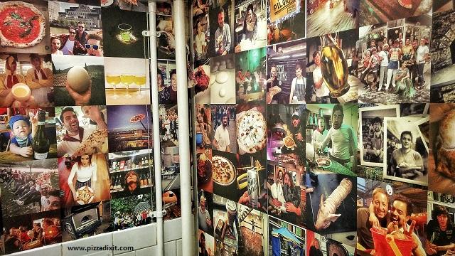 Pizza Pilgrims Exmouth Market bagno