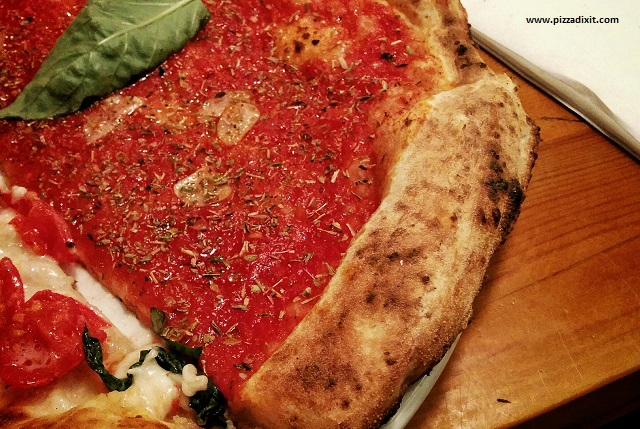 Pizza Pilgrims fetta marinara