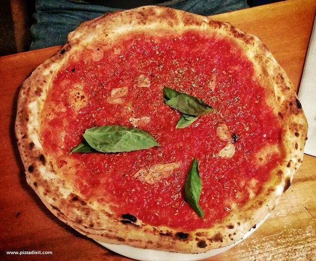 Pizza Pilgrims marinara