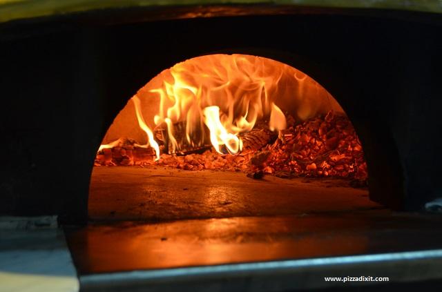 L'Antica Pizzeria Da Michele, Londra - Forno a legna