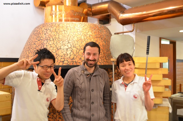 Tokyo Pizza Tour di Pizza Dixit
