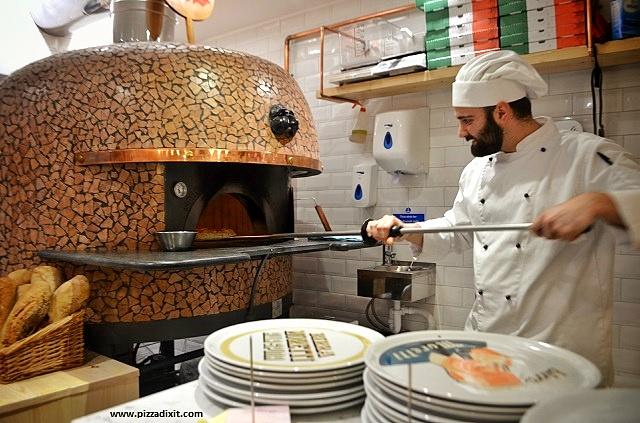 Oi Vita Pizzeria Canonbury Nicola Apicella