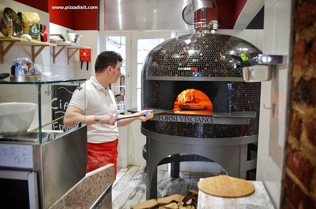 Ciaooo Pizzeria Bruxelles Bernardo D'Annolfo