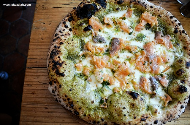 Tripletta, pizzeria Belleville