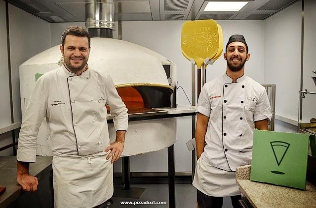 Lievità Londra Giorgio Caruso e Nicola Palmiero