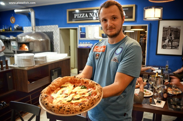 Pizzeria Da Pietro, Plzen, Petr Soukal pizzaiolo