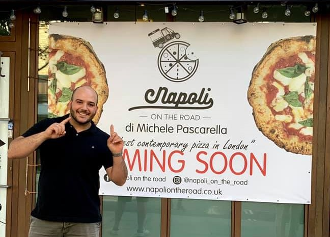 Michele Pascarella Napoli On The Road Chiswick