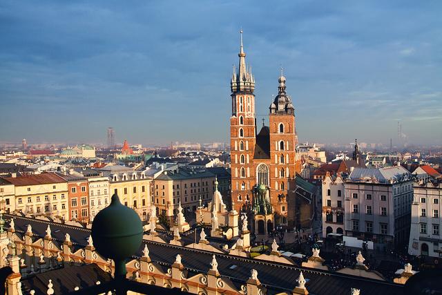 Chiesa di Santa Maria a Cracovia