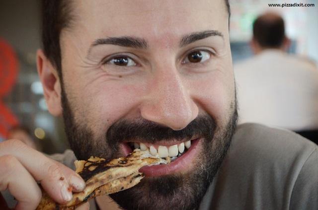 Giuseppe A. D'Angelo, blogger di Pizza Dixit