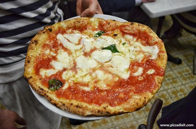 Hisanori Yamamoto Da ISA pizza Margherita