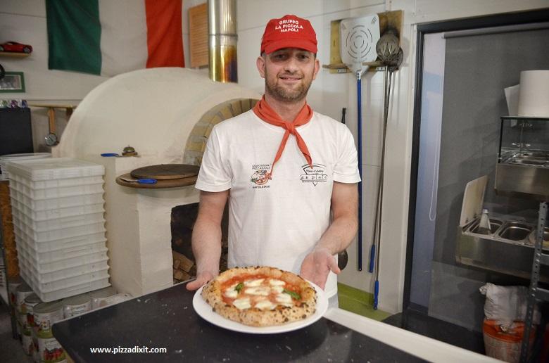 En Plato, Pizza & Pasta Bibice, Lukaszk Hrabia
