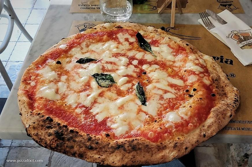 L'Antica Pizzeria Da Michele Firenze