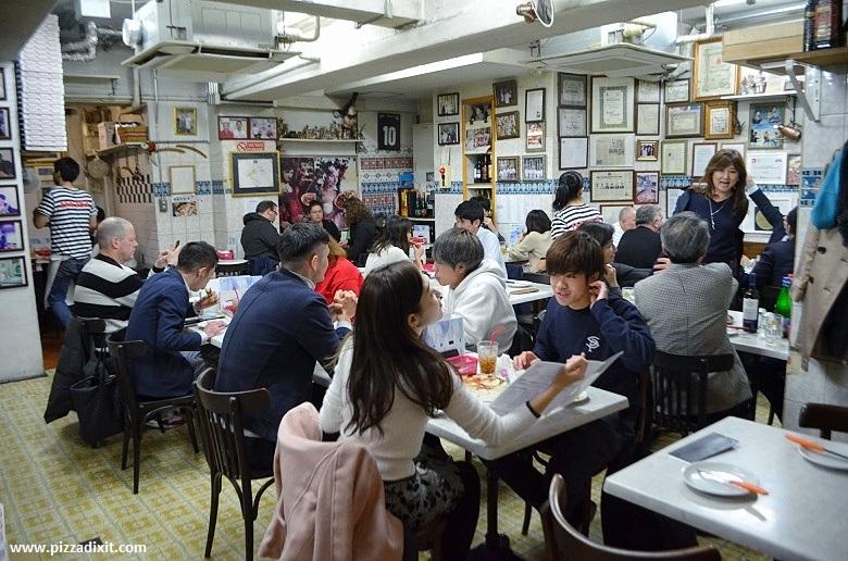 Da Isa Tokyo pizzeria napoletana