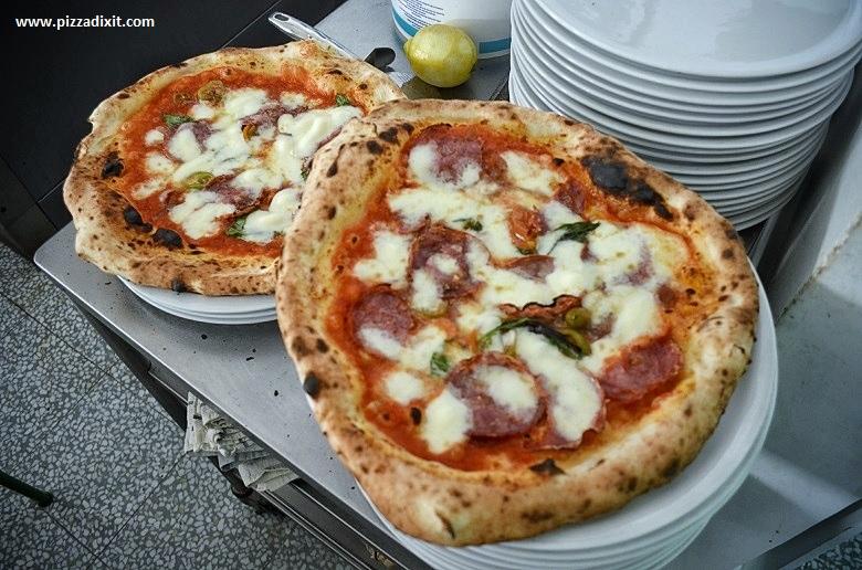 La Fabbrica di Marco, Toulon, pizze napoletane