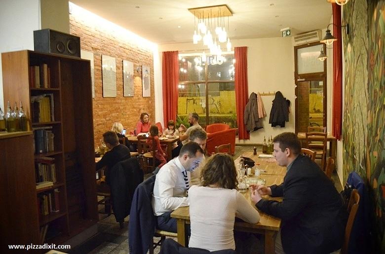Ogień, pizzeria napoletana Wroclaw