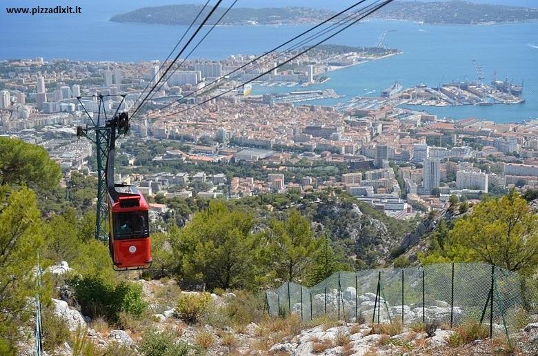 Teleferica Monte Faron Toulon