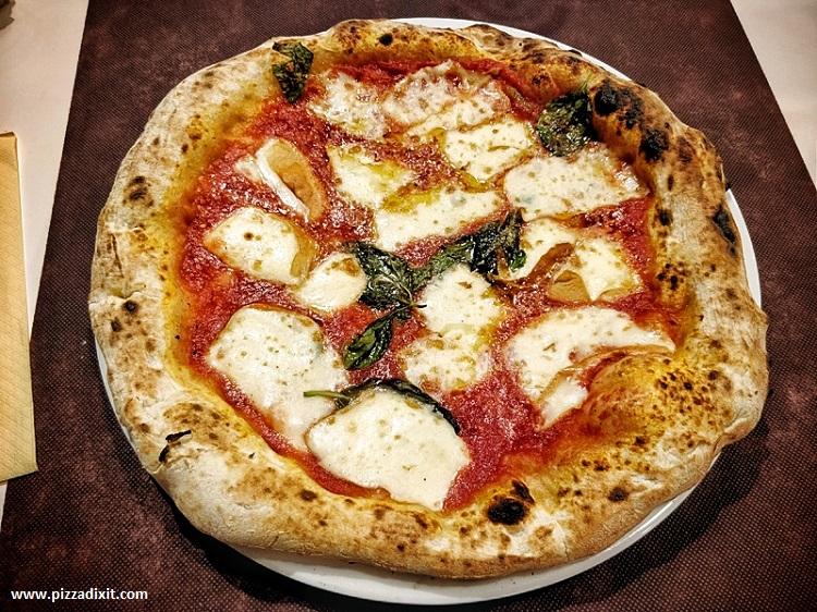 Vabbuò pizzeria napoletana Nizza