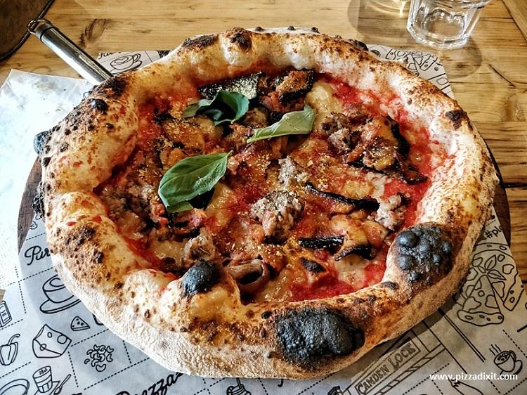 Purezza, pizzeria Brighton