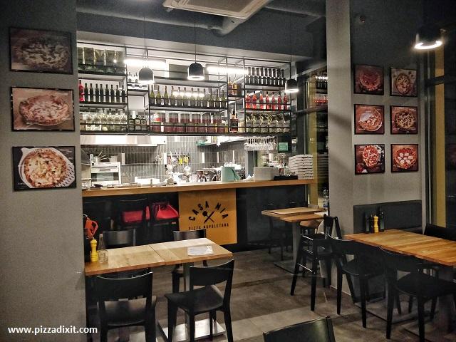 Casa Mia, pizza napoletana a Varsavia